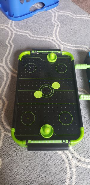 AIR HOCKEY AND FOOSBALL TABLES for Sale in Sacramento, CA