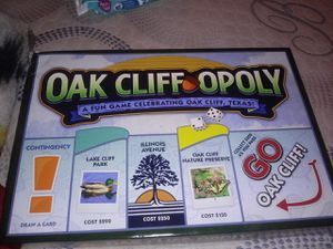 Rare Texas board game for Sale in Duncanville, TX