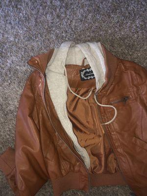 Brown jacket for Sale in Pomona, CA