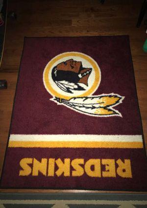 Cool Clean Redskins Carpet for Sale in Centreville, VA