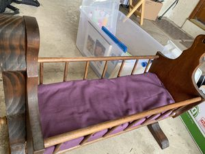 Antique Doll Cradle for Sale in Gahanna, OH