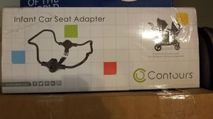 Contours Car Seat Adapter for Sale in Fort Rucker, AL