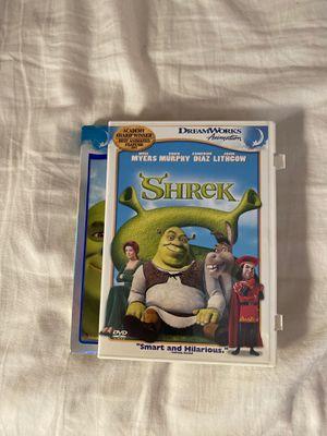 Shrek movie for Sale in Lemon Grove, CA