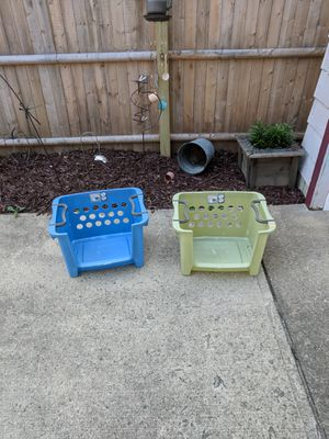 Stackable Storage containers for Sale in Grafton, OH