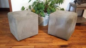 Mactavish Furniture Cubed Ottoman Set for Sale in Kingsport, TN