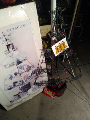 Photo album Christmas tree $20 for Sale in Stockton, CA