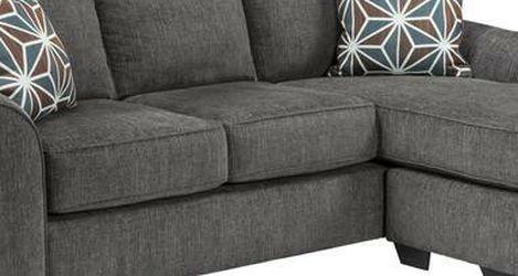 Brise Slate Sofa Chaise 💲39 DOWN for Sale in Houston,  TX