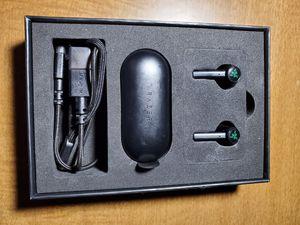 Razer Hammerhead Wireless Earbuds for Sale in Salt Lake City, UT