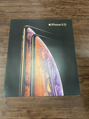 IPHONE XS WINDOW DISPLAY for Sale in Chico, CA