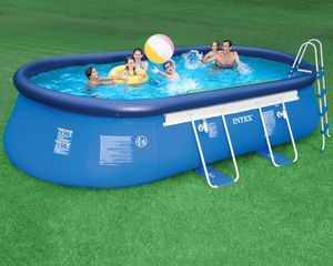 Brand new 20ft pool. Alberca nueva 20pies for Sale in Humble, TX