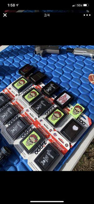 Zippo Colector Lighters for Sale in Mukilteo, WA