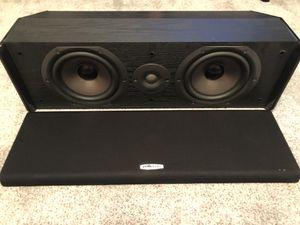 "Polk Audio CS20 TSi Series Center Channel Speaker With Dual 6.5"" Drivers for Sale in Gilbert, AZ"