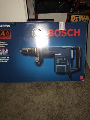 Bosh demolition hammer for Sale in Albion, IL