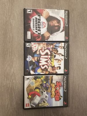 PS2 games, mint condition, CIB! As a lot. for Sale in Columbus, OH
