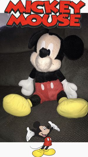 MICKEY MOUSE BIG PLUSHY / BRAND NEW for Sale in Ontario, CA