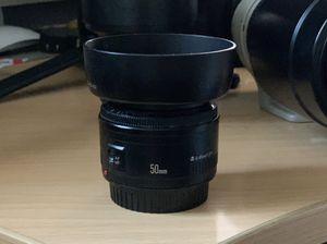 Canon 50mm for Sale in Tracy, CA
