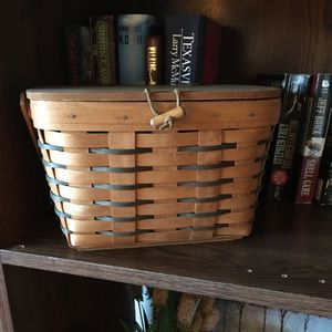 Longaberger Purse Basket for Sale in Pittsburgh, PA