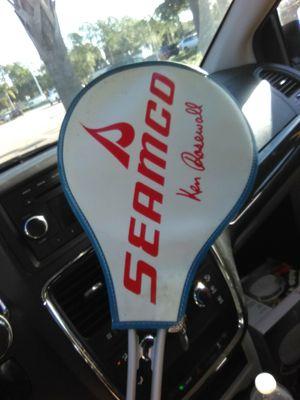 Seamco vintage Ken Rosewall tennis racket for Sale in Tampa, FL