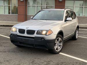 2005 BMW X3 AWD for Sale in Lakewood, WA
