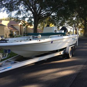 1999 21' Dynasty Fish Master Center Console for Sale in Auburndale, FL
