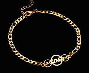 Gold love bracelet/anklet- adjustable for Sale in Virginia Beach, VA