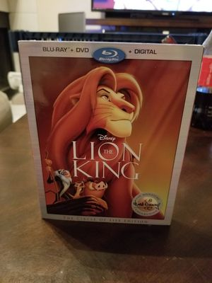The Lion King for Sale in Grand Prairie, TX