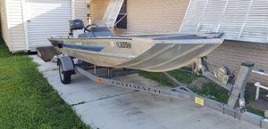 Tracker pro 17 boat for Sale in Boynton Beach, FL