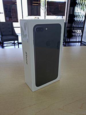 New IPhone 7 Plus 32GB Unlocked/Desblokeado for Sale in Anaheim, CA