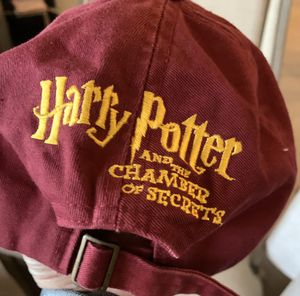 Harry Potter and the Chamber of Secrets Baseball Cap for Sale in Lawrence, MA