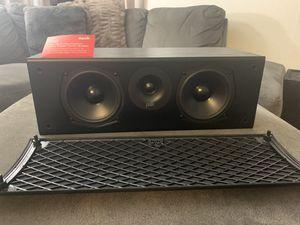 Polk audio center speaker for Sale in Redmond, WA