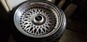 BBS wheels real not reps for Sale in Jackson, NJ