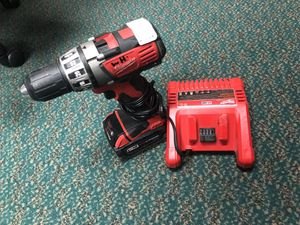 Drill, Tools-Power Milwaukee One Battery & Charger... Negotiable for Sale in Baltimore, MD