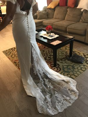Wedding gown or bridesmaids dress for Sale in Richmond, VA