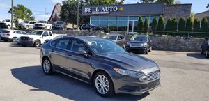 2017 Ford Fusion for Sale in Nashville, TN