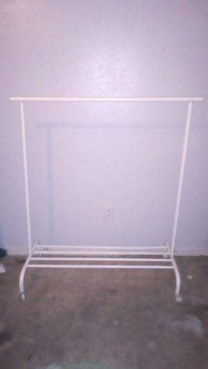 Clothes rack for Sale in Manvel, TX