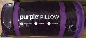 Purple pillow for Sale in Port Charlotte, FL