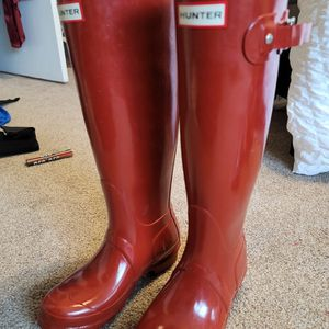 Hunter Women's Rain Boots Size 5 for Sale in Chicago, IL