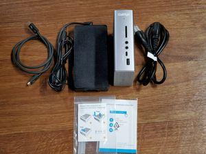 CalDigit TS3 Plus Thunderbolt Dock Charging Laptop Desktop USB-C Phone for Sale in La Mesa, CA