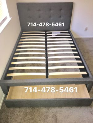 FULL BED FRAME AND MATTRESS for Sale in San Diego, CA