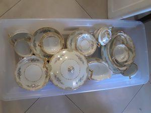Full set Noritake china Alvin pattern for Sale in Pompano Beach, FL