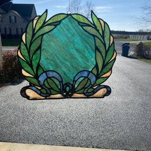 Stained Glass Antique Panel for Sale in Washington, DC