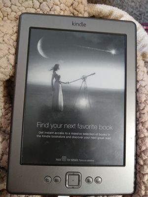 Amazon Kindle for Sale in Humble, TX