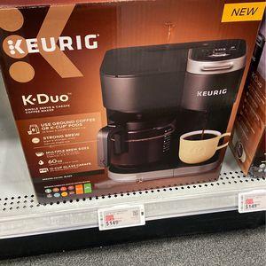 Keurig Duo for Sale in Hollywood, FL