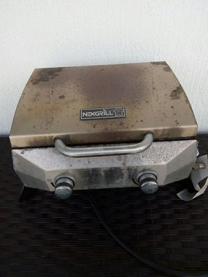 FREE Nexgrill portable Stainless Steel grill - NOT Working for Sale in Miami, FL