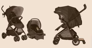 Evenflo Ride Along Sibby Attachment Stroller, Car Seat and Carrier System for Sale in Forestdale, AL