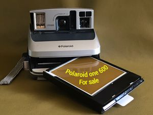 Polaroid one 600 for Sale in Hillsboro, OR