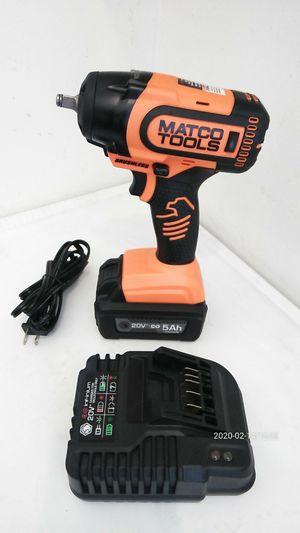 Matco toolls nuevo 3/8 motor brushless for Sale in Long Beach, CA