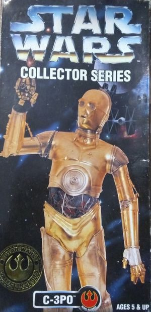 Star wars C-3PO collector series from 1997 12 in for Sale in San Antonio, TX