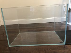 Landen 60P Rimless Tank (60cm) Low Iron Clear for Sale in Brooklyn, NY