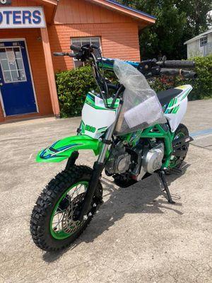 2020 Tao Motor DB20 110cc Dirt Bike *Fully Assembled w/ Warranty* for Sale in Lake Mary, FL